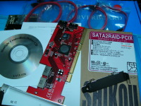 SATA2RAID-PCIX
