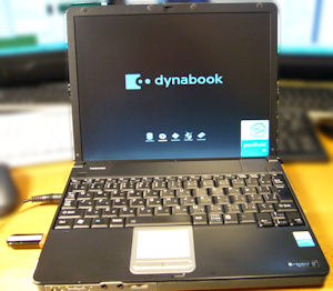 dynabook 1600