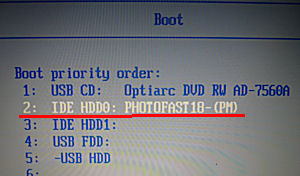 PF18Z32GSSDIDE PhotoFast G-Monster 1.8 IDE SSD ThinkPad X40