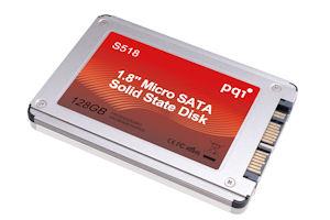PQI 1.8inch SSD S518
