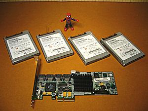 SSDN-S64B RAID
