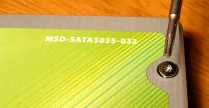 SSD Mtron MOBI 3000 MSD-SATA3025