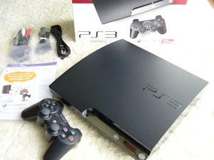 薄型 新型 PS3 HDD 交換 SSD 換装