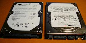 CF-R6 HDD交換