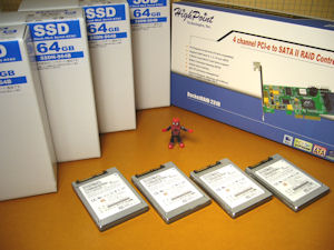 RocketRAID2310 SSDN-S64B