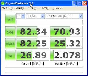 TOSHIBA dynabook SSD MSD-P3018016ZIF 換装