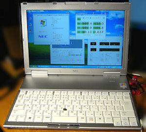 NEC VersaPro UltraLite タイプVS