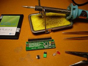 ThinkPad X40 SSD MSD-P3018016ZIF 換装